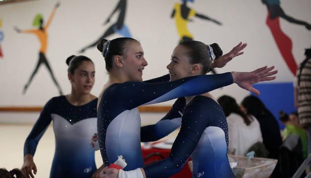 Casi un cuarto de siglo lleva organizando la Ciudad Deportiva Amaya el Trofeo de Gimnasia Artística femenina que lleva su nombre.