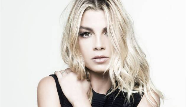 Emma Marrone, cantante italiana.