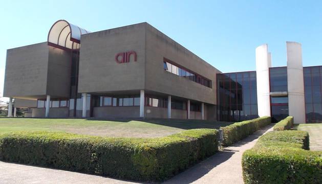 foto de la sede de AIN