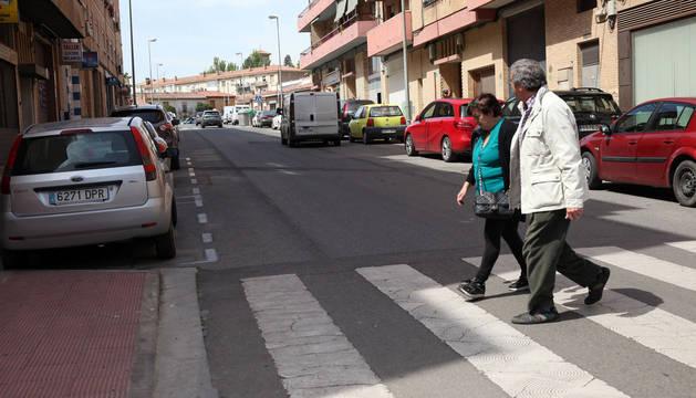 Tudela registra tres accidentes sin heridos de consideración