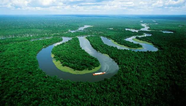 La amazonía de Colombia