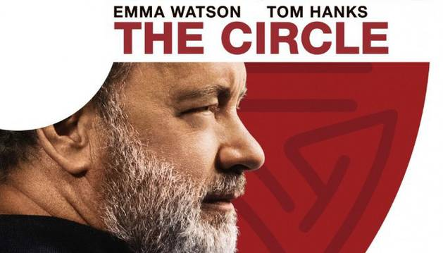 El círculo, un thriller de ciencia ficción.