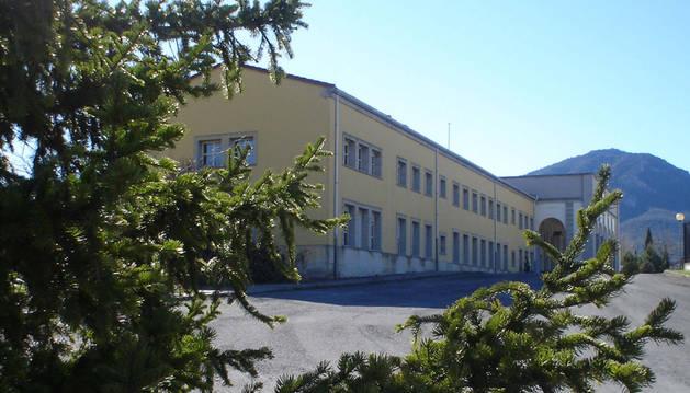 Foto del centro de discapacitados Oncineda de Estella.