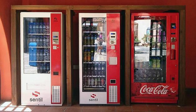 foto de Máquinas de vending de Sentil.