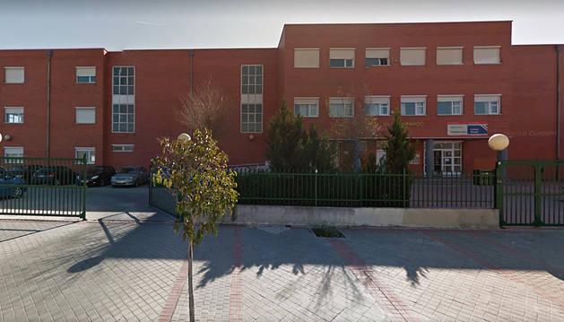 Una menor apuñala cinco veces a otro en un instituto de Viálvaro (Madrid)