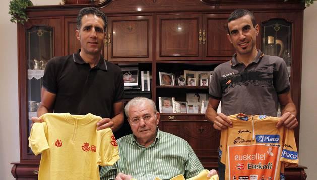 Fallece Jesús Galdeano, gran ciclista navarro de los 50