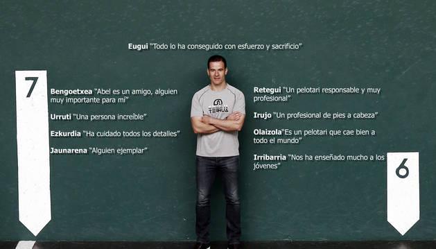 Los compañeros y amigos de Abel Barriola lo definen como profesional