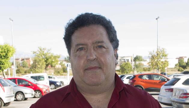 Fernando José, vecino de la localidad granadina de Alhendín.