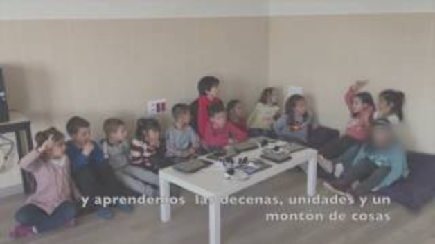 Aula inclusiva del CPEIP San Miguel de Noáin