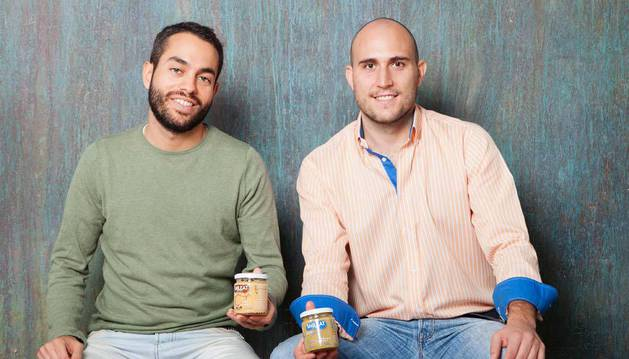 De izquierda a derecha, Alberto Jiménez San Mateo y Javier Quintanilla