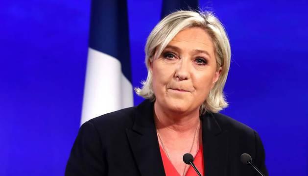 Imagen de Marine Le Pen.