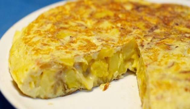 ¿La tortilla de patata se creó en Navarra o Extremadura?