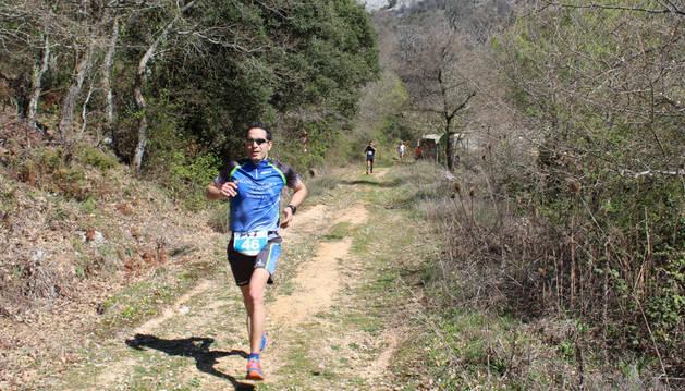 Imagen del VII Trail Sierra de Codés celebrado este año