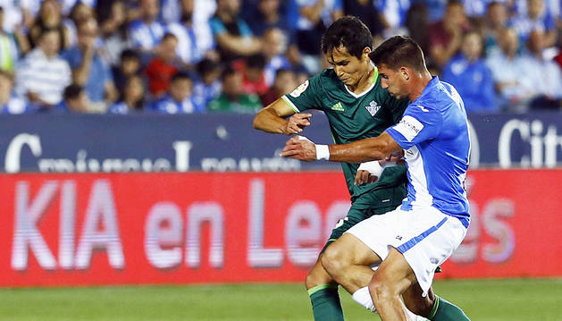 El Leganés logra una goleada para certificar al permanencia (4-0)