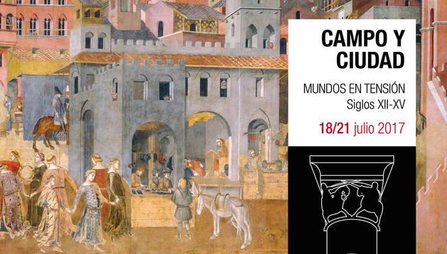 La Semana Medieval de Estella analizará los conflictos entre la ciudad y el campo