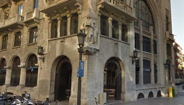 Imagen del Tribunal Superior de Justicia de Cataluña.