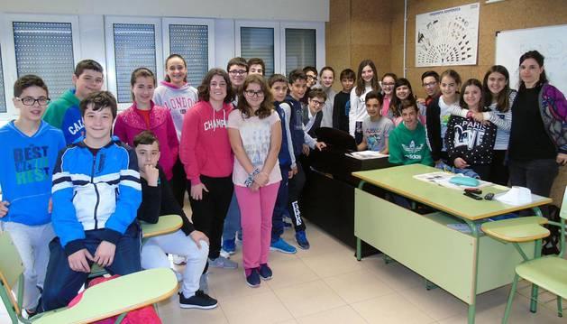 Una completa y atractiva oferta educativa en el IES EGA (San Adrián)