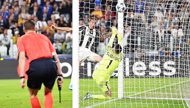 Una solvente Juventus no da opción al Mónaco y se planta en la final de Cardiff