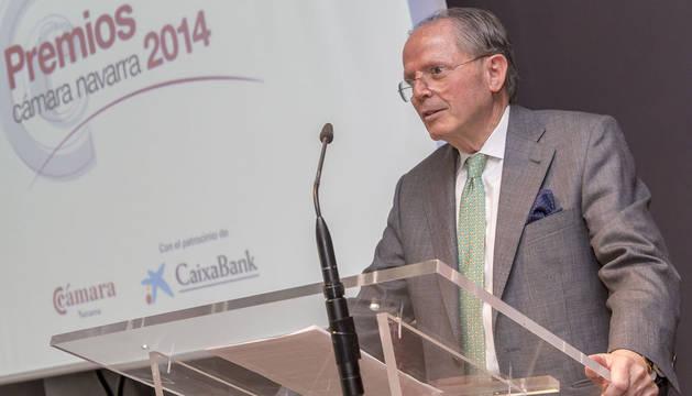 foto de José León Taberna, presidente de Institución Futuro