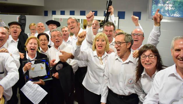 Canciones de Siempre gana el II Certamen de Habaneras Ciudad de Burlada