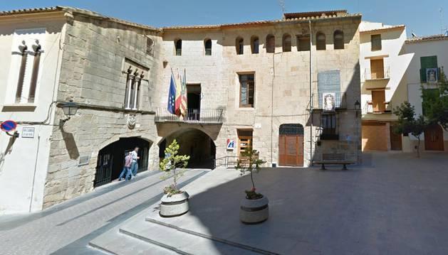 Ayuntamiento de Cabanes, localidad en la que ocurrió el suceso.