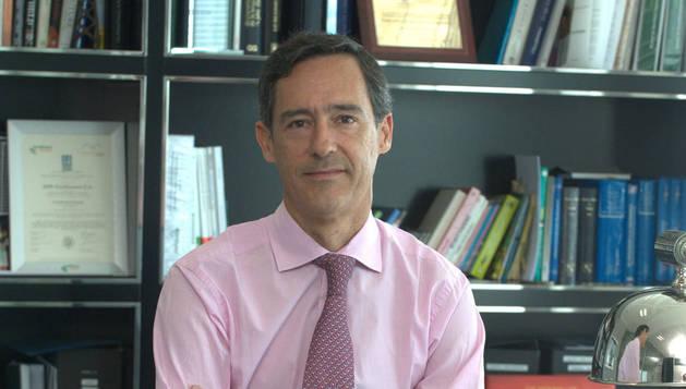 foto de Javier Goñi del Cacho, consejero de OHL y presidente de Fertiberia.