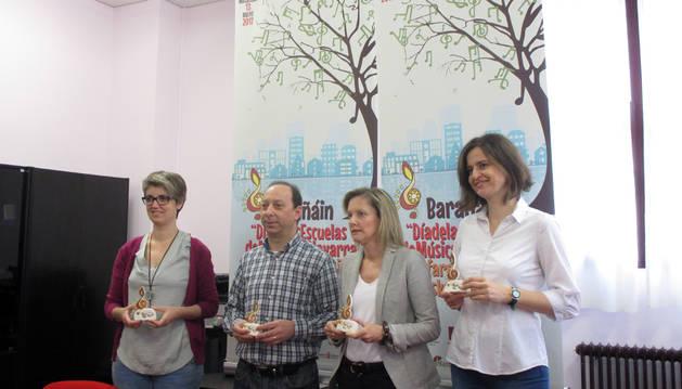 Más de 50 conciertos en Barañáin en el Día de las Escuelas de Música de Navarra
