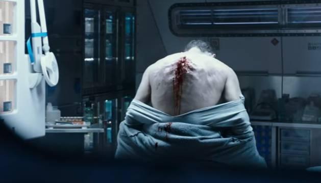 Imagen de 'Alien: Covenant'.
