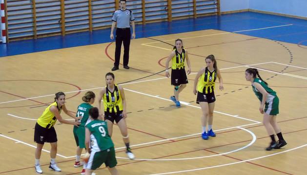 El Lagunak Lakita jugará en casa la fase de ascenso a Liga Femenina 2