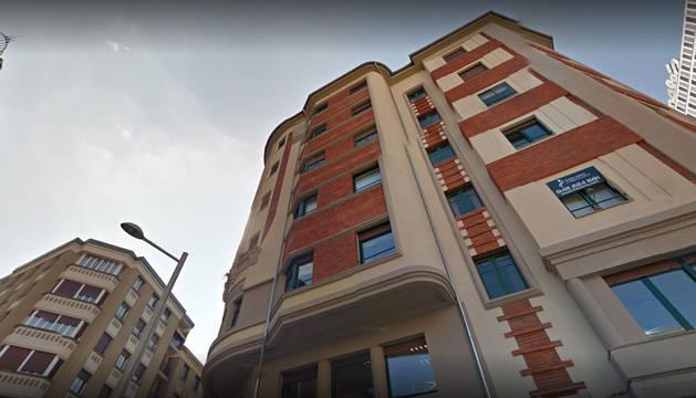 Sede del Instituto Navarro de Estadística.
