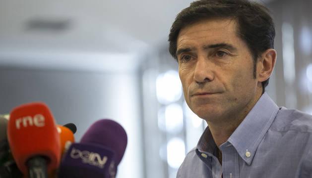 Marcelino, nuevo entrenador del Valencia.