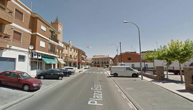 El choque ocurrió en la localidad toledana de Gerindonte.
