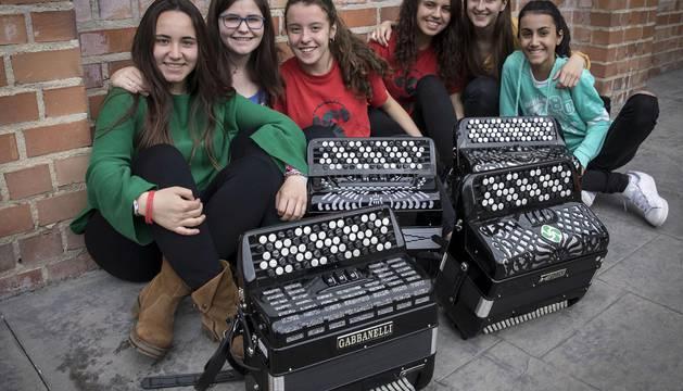 Día de las escuelas de música en Barañáin