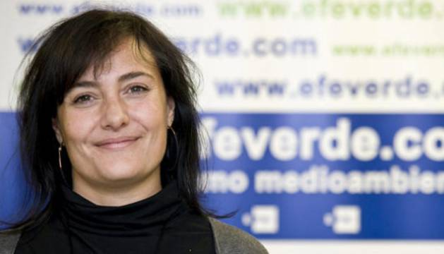foto de Asunción Ruiz, directora de la organización conservacionista SEO/BirdLife.