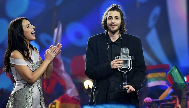 Portugal gana Eurovisión y España queda en el último puesto