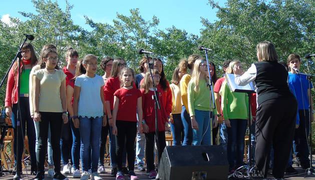 Día de las escuelas de música en Barañáin II