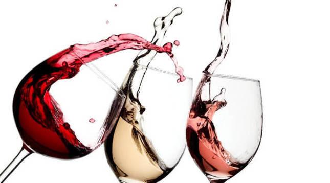Copas de vino.Copas de vino.