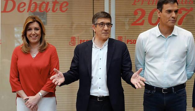 Sánchez ataca a Díaz por la abstención y ella arremete contra sus fracasos