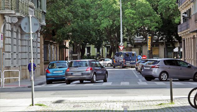 La calle General Chinchilla completará su peatonalización.