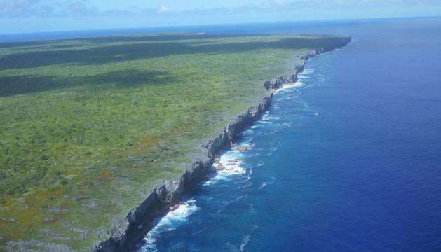La isla Henderson