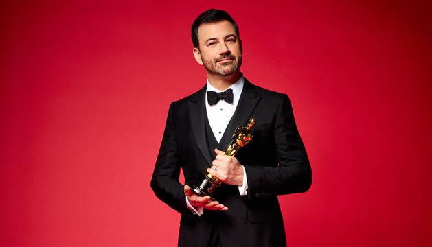 Jimmy Kimmel repetirá como presentador de los Óscar