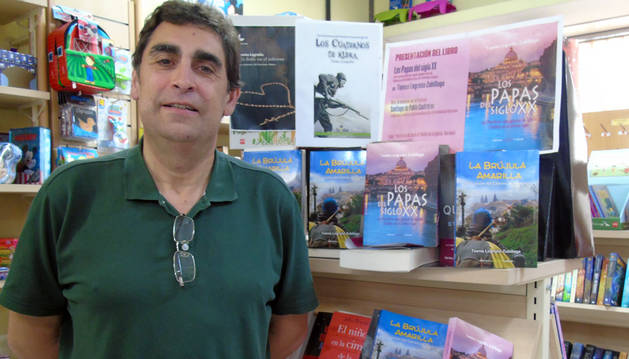 Un recorrido por los papas del siglo XX de la mano de Txema Logroño Zubillaga