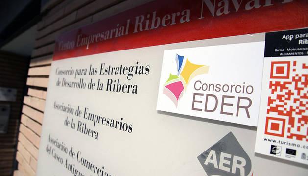 Imagen del edificio del consorcio Eder.
