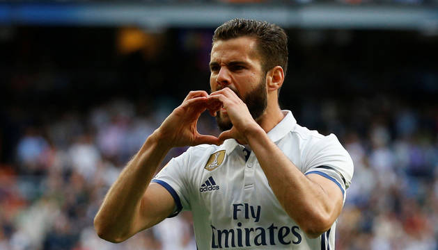 Nacho, defensa del Real Madrid.