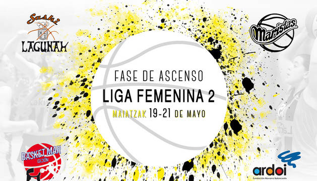 Barañáin, escenario durante tres días de la lucha por el ascenso a la LIga Femenina 2