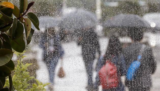 Esta semana se han dado altas temperaturas y aguaceros tormentosos