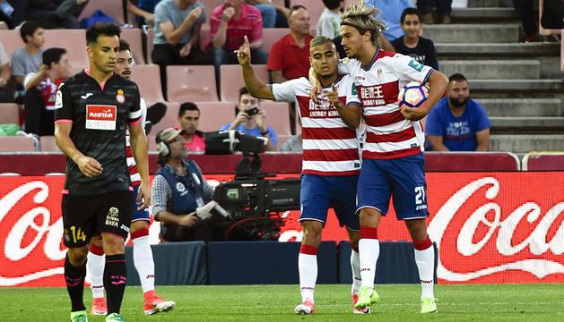 Osasuna desciende sin ser colista tras la derrota del Granada