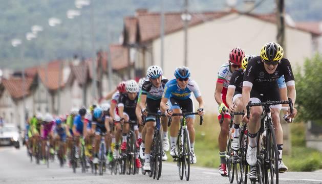 Ciclismo en Navarra