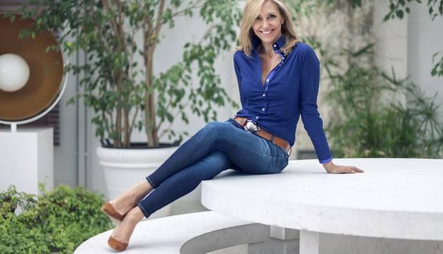 Marta Robles presentará en Pamplona