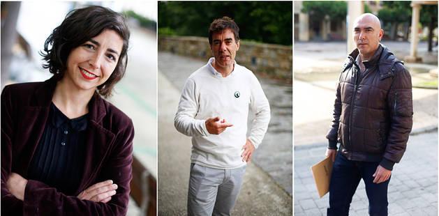 Pérez y Santos acaparan la lucha por el poder en Podemos Navarra